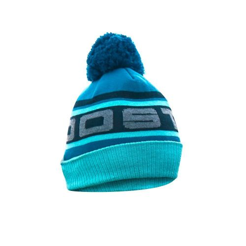 Rooster Recycled Retro Bobble Beanie Hat